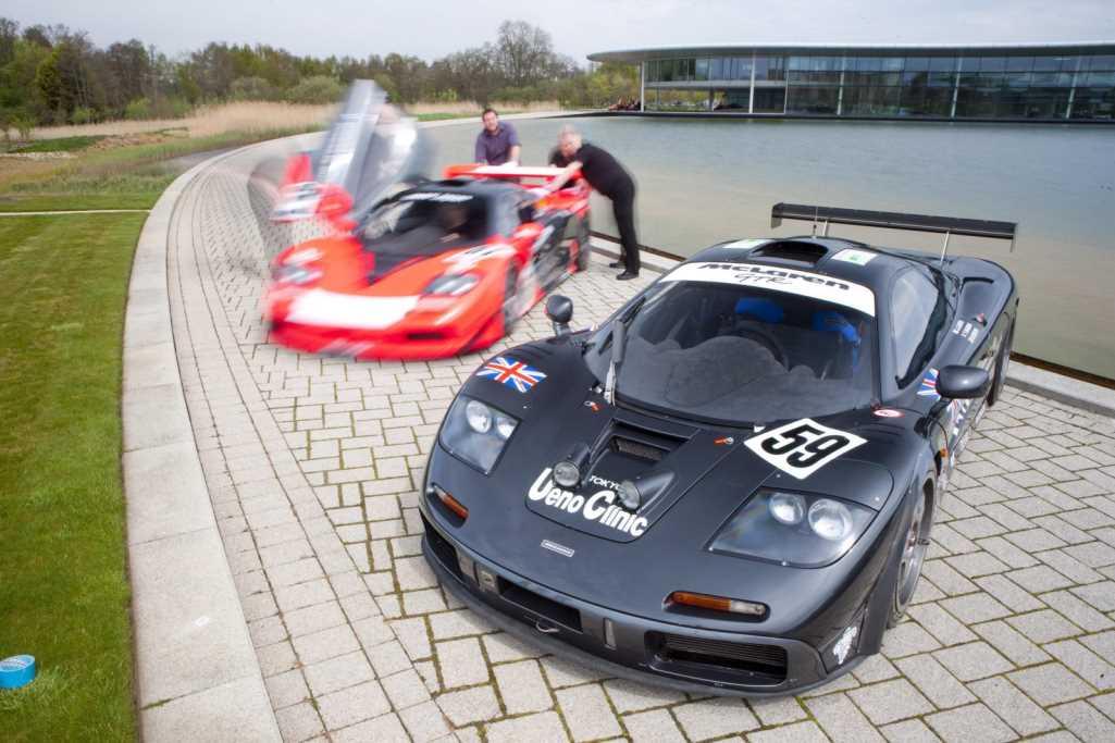 מקלארן F1