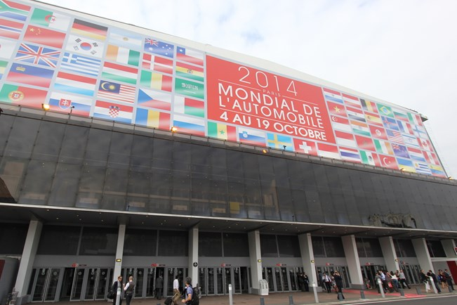 תערוכת פריז 2014