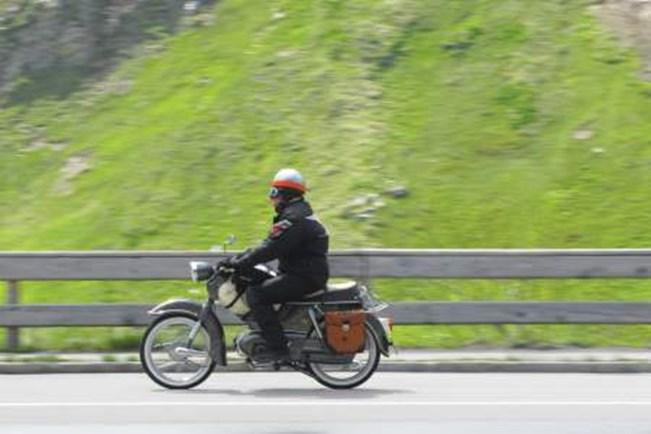 אוטו מטייל: מעבר גרוסגלוקנר