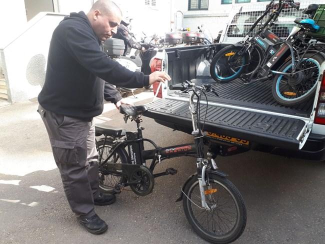 """לידיעת רוכבי האופניים: אכיפה מוגברת בת""""א"""