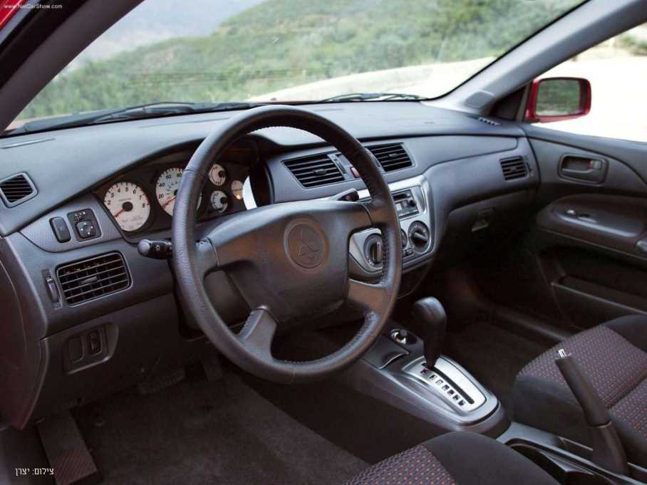 מצטיין מיצובישי לנסר יד שנייה (2004,2005,2006,2007) - אוטו NO-88