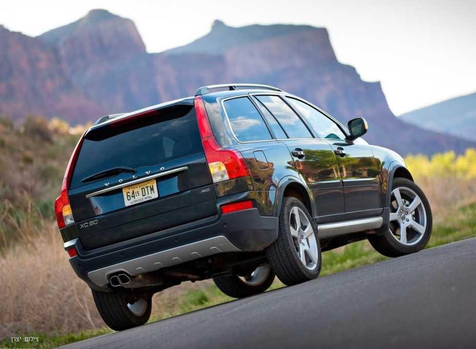 נפלאות וולוו XC90 יד שנייה (2006,2007,2008,2009,2010,2011,2012,2013) - אוטו BF-08