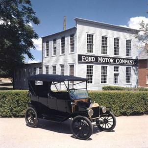 פורד מודל T