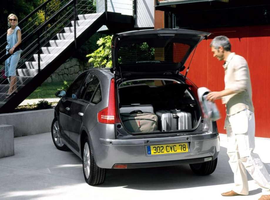 מגה וברק סיטרואן C4 יד שנייה (2004,2005,2006,2007,2008,2009) - אוטו ZE-83