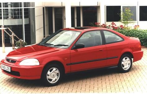 הונדה סיוויק קופה 1996-2000