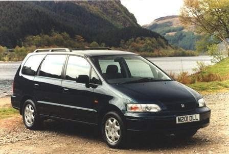 הונדה שאטל 1996-1999