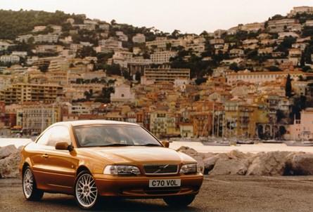 וולוו C70 2000-2002