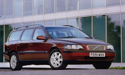 וולוו V70 2001-2007