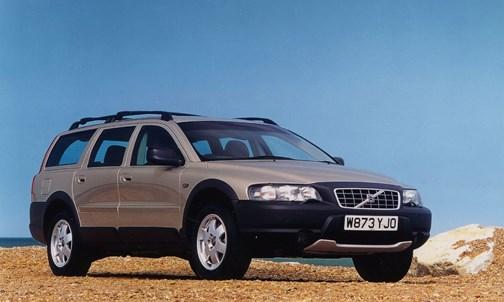 וולוו XC70 2001-2007