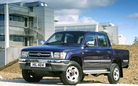 טויוטה היילקס 1997-2001