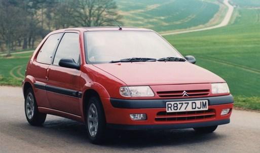 סיטרואן סקסו 1997-2003