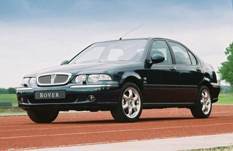 רובר R45 2001-2005