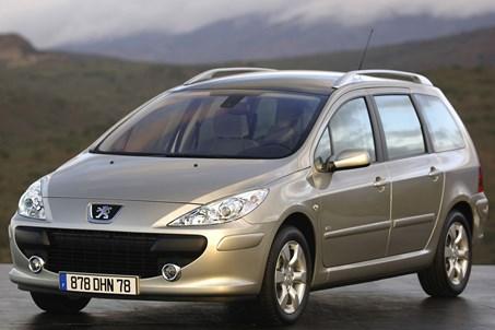 פיג'ו 307 SW 2002-2008