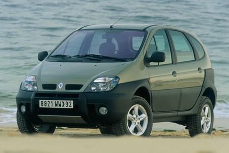 רנו סניק RX4 2001-2003