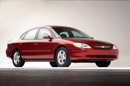 פורד טאורוס 2001-2002